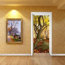 3D Pretty Trees 59 Door Wall Mural Photo Wall Sticker Decal Wall AJ WALLPAPER AU