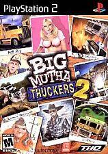 Big Mutha Truckers 2 - Playstation 2 PS2