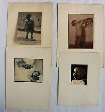 Fritz Heinrich, 4 vintage Fotografien 1929