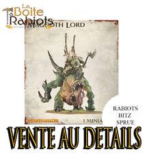 Warhammer Age of sigmar Nurgle Rotbringers-Maggoth Lord Vente au détail Rabiots