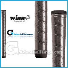 WINN Excel Wrap medie Morbido Grip Golf-Nero x 9