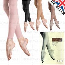 7cba2c203510a BLOCH T0940L LADIES FOOTLESS DANCE TIGHTS ENDURA WOMENS BALLET TAP BALLROOM  UK