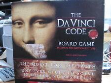 THE DaVINCI CODE Board Game