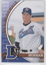 1998 Herald-Sun Durham Bulls #27 Russ Morman Baseball Card