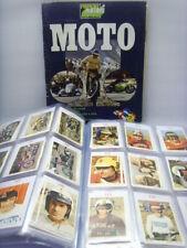 MOTO-EDIRAF-SUPER RAF-1972 c.-FIGURINA a scelta (1/149)-STICKER-Recuperata