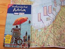 ITALIENISCHE ADRIA # DuMont - Extra + Große Karte