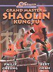 Grand Master Of Shaolin Kung Fu DVD
