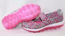 NEW Girls Kids Youth SKECHERS Skech Air Grace Bay 80227L PKMT Sneakers Shoes