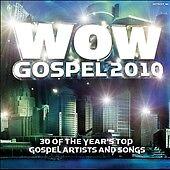Wow Gospel 2010 by Various Artists (CD, Jan-2010, 2 Discs, Verity)