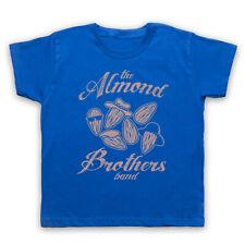 ALMOND BROTHERS BAND PARODY ROCK GROUP FUNNY ALLMAN KIDS BOYS GIRLS T-SHIRT TEE