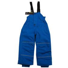 Outburst Latzhose Schneehose Skihose Thermohose Winterhose Kinder Blau Gr.80-140