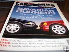 Car and Driver Magazine 11/1998 BMW 328i