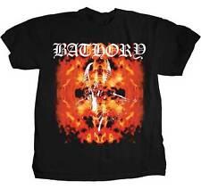 BATHORY - Fire Goat - T SHIRT S-M-L-XL Brand New - Official T Shirt