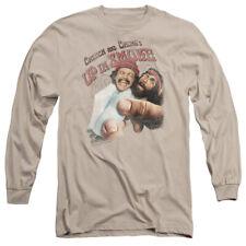 CHEECH AND CHONG ROLLED UP T-Shirt Men's Long Sleeve
