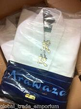 New ARAWAZA EMERALD 26oz Top Quality JUDO KIT/SUIT GI Uniform Size 195 200 & 205