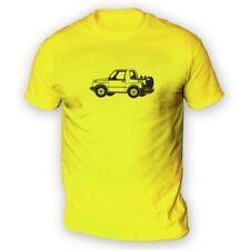 Vitara Escudo Mens T-Shirt -x13 Colours- Off Road 4x4 FatBoy Green Lane Mud