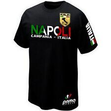 T-Shirt NAPOLI CAMPANIA - NAPLES - Drapeau ITALIA italie Maillot ★★★★★★