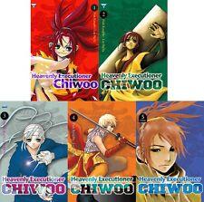 Heavenly Exeuctioner Chiwoo Vol.1-5 - Graphic Novel - Manga Complete Set NEW
