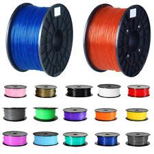 20m ABS/PLA 1.75mm/3mm 3D Drucker Smart Printer Filament MakerBot RepRap