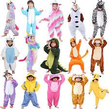 Kid Pajamas Kigurumi Animal Costume Child Onesie08 Fancy Dress Unisex Nightwear