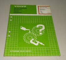 Werkstatthandbuch Elektrik / Schaltpläne Volvo 440 Baujahr 1989
