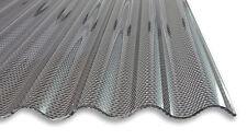 Acryl Lichtplatten Wellplatten  3 mm Sinus 76/18 Wabe klar  22,20 €/qm