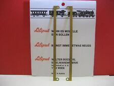 LILIPUT # 3138.2 Leiterbahn Lötleiste Messingblech  Beleuchtung H0 Wagen/ E-lok