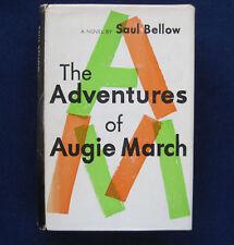 SAUL BELLOW ADVENTURES OF AUGIE MARCH - 1st Best Seller