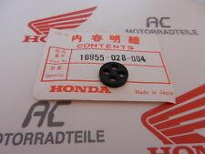 Honda CB 125 s t J joint robinet d'essence réservoir Gasket petcock lever New ORIGINAL