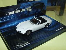 TOYOTA 2000 GT J. BOND MINICHAMPS