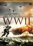 War Classics: Big Battles of World War II [2 Discs] DVD NEW- SEALED- FREE SHIP