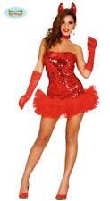Costume Diavola Sexy Donna Carnevale