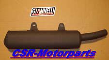 Giannelli Auspuff Kawasaki KMX 125 Tuning Tuningauspuff Endtopf Dämpfer ESD NEU