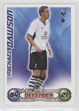 2008 2008-09 Topps Match Attax English Premier League #MIDA Michael Dawson Card
