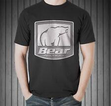 Bear Archery Compound Bow Arrow Sports Hunting Crossbow Black T-shirt Size S-5XL