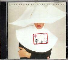 LOREDANA BERTE CD Traslocando FUORI catalogo MADE in GERMANY Ivano Fossati 1A ED