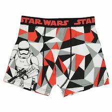 Star Wars Storm Trooper Boxer Shorts Infants Black/Red/White Underwear Pants