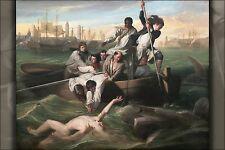 Poster, Many Sizes; John Singleton Copley, Watson And The Shark Oil Painting 177