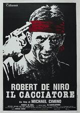 The Deer Hunter (1978) Robert De Niro movie poster print
