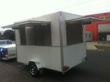 Mobile Food Van Trailer