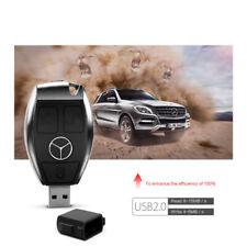 Car Key Model Benz USB Flash Drive Pen Memory Stick 256/128/64/32/16/8GB Gifts