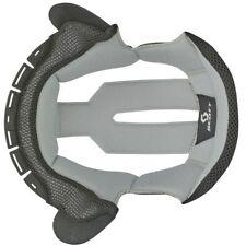 Scott 350 Cheek Pad Helm Innenpolster Set schwarz//grau