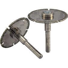 Dischi elettrodeposti con gambo per marmo, vetroresina, gres porcellanato