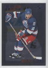 1995-96 Score Black Ice #85 Alexei Zhamnov Winnipeg Jets Hockey Card