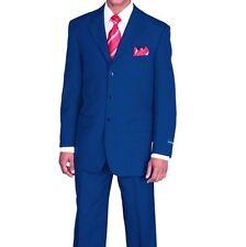 mens' Polyester Basic Suit 3 Button by Fortino Landi  Stye 802P