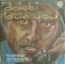 "7"" 1981 RARE ! DALEK I LOVE YOU : Heartbeat // MINT-? \"