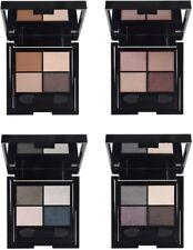 Korres Black Volcanic Minerals Eyeshadow Palette Quad Long Wearing Sating Finish