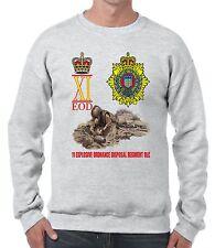 11 EOD TShirt 11 Explosive Ordnance Disposal Regiment RLC T-Shirt Sweatshirt