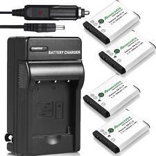 EN-EL19 Battery + Charger for Nikon Coolpix S3100 S3300 S3500 S6500 S4100 S4300