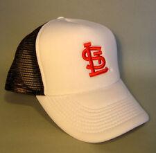 New Baseball STL Cardinals Trucker Cap Hat Basecap snapback st. louis cardinals